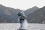 Triều Tiên lại phóng tên lửa đạn đạo từ tàu ngầm