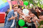 Soobin Hoàng Sơn thức trắng đêm để 'quẩy' với fans Hà Nội