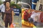 Vụ bảo vệ bệnh viện chặn xe bệnh nhi hấp hối: Xuất hiện clip mới