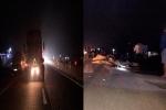 3 nam sinh đi sinh nhật về bị container tông chết: Tạm giữ tài xế gây tai nạn