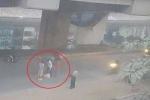 Nam thanh niên nằm dưới đường sắt trên cao Cát Linh - Hà Đông là do tai nạn giao thông