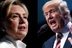 Trực tiếp: Donald Trump và Hillary Clinton đối đầu trong cuộc tranh luận đầu tiên