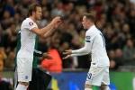 Wayne Rooney chơi quá tự do, khiến Harry Kane 'chết dần chết mòn'