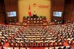 Sáng nay, khai mạc kỳ họp thứ 2 Quốc hội khoá XIV