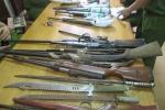 Truy bắt 'trùm' ma túy đất Nghệ, phát hiện kho vũ khí 'khủng'