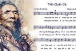 Công bố phổ biến rộng rãi 'Tiến quân ca', gia đình nhạc sĩ Văn Cao bất bình