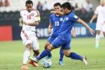 Thái Lan thua trận thứ 3 liên tiếp, sắp tan giấc mộng World Cup 2018