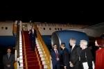 Ngoại trưởng Mỹ John Kerry đã đến Hà Nội