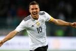 'Hàng thải' Arsenal lập siêu phẩm, Đức nhẹ nhàng vượt tuyển Anh