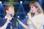 Hari Won tình tứ song ca với Trấn Thành trong buổi họp fan