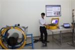 Chế tạo thành công thiết bị CT ứng dụng trong công nghiệp dầu khí