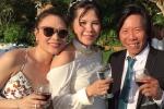 Video: Mỹ Tâm hát và quậy hết mình trong tiệc cưới đạo diễn Nguyễn Tranh