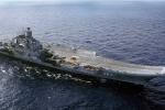 Lộ mục đích thật sự việc Nga điều tàu sân bay độc nhất tới Syria