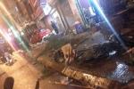 Video: Toàn cảnh hiện trường tai nạn ôtô 'điên' trên đường Nguyễn Văn Cừ