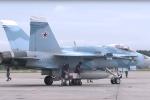 Vì sao Mỹ sơn chiến cơ làm nhiệm vụ ở Syria theo màu máy bay Nga?