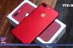 Bắt hơn 130 iPhone 7 plus đỏ trị giá hơn 3 tỷ đồng nhập lậu về sân bay Nội Bài