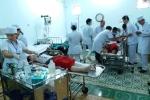 Cấp miễn phí thuốc ARV cho cả cán bộ y tế lẫn người dân cấp cứu vụ tai nạn Kon Tum