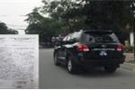 Nhận 2 ô tô tiền tỷ của doanh nghiệp, Nghệ An lên tiếng