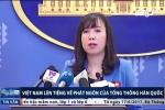 Video: Hàn Quốc giải thích phát ngôn của Tổng thống, Bộ Ngoại giao Việt Nam lên tiếng