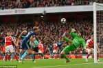 Kết quả bóng đá Anh: Hòa nhạt nhẽo, Arsenal vẫn tạm chiếm ngôi đầu