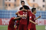 Trực tiếp U19 Việt Nam vs U19 Iraq