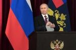 Putin sa thải tướng lĩnh không rõ nguyên nhân