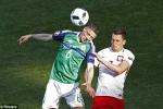 Trực tiếp Euro 2016: Ba Lan vs Bắc Ailen