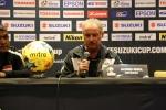 Indonesia vào bán kết AFF Cup: Alfred Riedl thỏa mãn, Sundram giận dữ