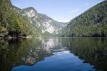 Bí ẩn kho báu khổng lồ đầy vàng ròng dưới đáy hồ Toplitz
