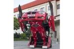 Ngắm xe biến hình 'Transformer' ngoài đời thực