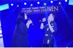 Thanh Lam, Tùng Dương diện 'cây đen' tại tổng duyệt 'Chuyện tình của Biển'