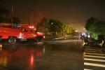 Cháy lớn tại công ty ô tô Trường Hải