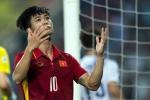 'Mourinho Việt Nam': Công Phượng là số 1