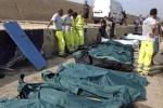 Italia: Vớt thêm 83 thi thể vụ đắm tàu kinh hoàng