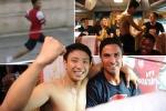 Fan Man City tập luyện ngày đêm, mong thành Running man Việt Nam