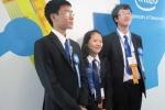 Nghiên cứu khoa học: Học sinh Việt thứ 8 thế giới