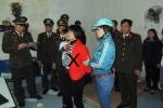 Trần Thị Nga bị bắt về tội tuyên truyền chống phá Nhà nước
