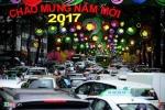 Sài Gòn lại tắc nghẽn nghiêm trọng, hàng nghìn xe cộ kẹt cứng