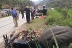 Xe mô tô 3 bánh tông xe tải, 2 người Mỹ thương vong