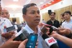 Video: Lãnh đạo xã Đồng Tâm trả lời phỏng vấn sau cuộc họp với Chủ tịch Hà Nội
