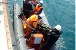Chìm tàu Hải Thành trên biển Vũng Tàu: Đã tìm đủ 9 thi thể thuyền viên