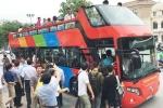 Bộ GTVT yêu cầu dừng, Hà Nội vẫn triển khai tuyến buýt 2 tầng