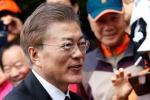 Chủ tịch nước chúc mừng tân Tổng thống Hàn Quốc Moon Jae In