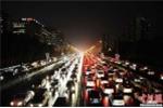 Ảnh: Tắc đường kinh hoàng ở Bắc Kinh