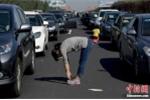 Ảnh: Muôn vẻ tắc đường ở Trung Quốc