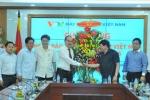 Ông Nguyễn Thiện Nhân thăm và chúc mừng Đài Tiếng nói Việt Nam