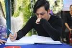Quang Vinh òa khóc khi nhắc về Minh Thuận