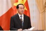 Chủ tịch nước Trần Đại Quang sắp thăm Trung Quốc