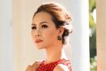 Nữ hoàng Kim Chi khoe nét kiêu sa trong bộ váy đỏ quyến rũ