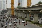 Dự án đường sắt Cát Linh - Hà Đông chậm một ngày bị phạt 10 triệu đồng